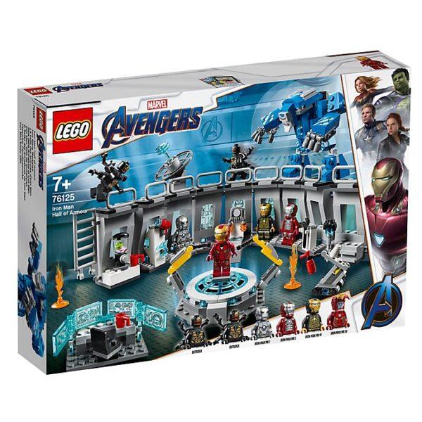 Lego Iron Man 76125