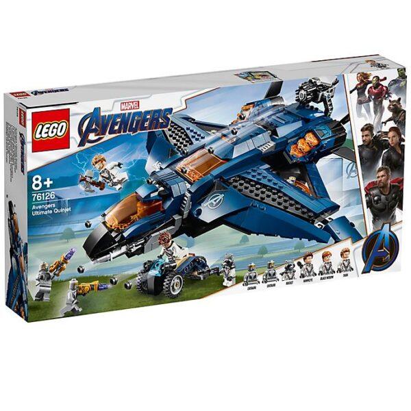 Lego Avengers 76126