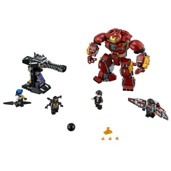 Lego Hulkbuster 76104