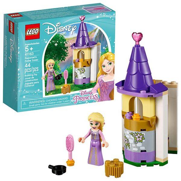 Lego Disney Turnul lui Rapunzel 41163