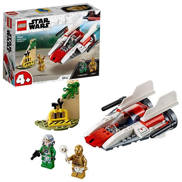 Lego Star Wars Starfighter 75247