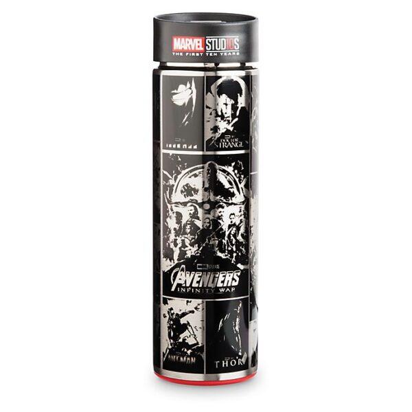 Sticla de apa Marvel aniversare de 10 ani