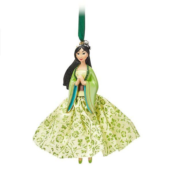 Ornament de Craciun Mulan