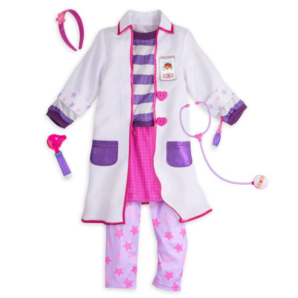Costum Doctorita Plusica cu accesorii