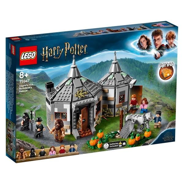 LEGO 7594 - coliba lui Harry Potter Hagrid