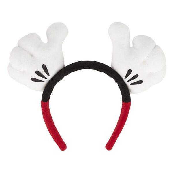 Bentita de cap mainile lui Mickey Mouse
