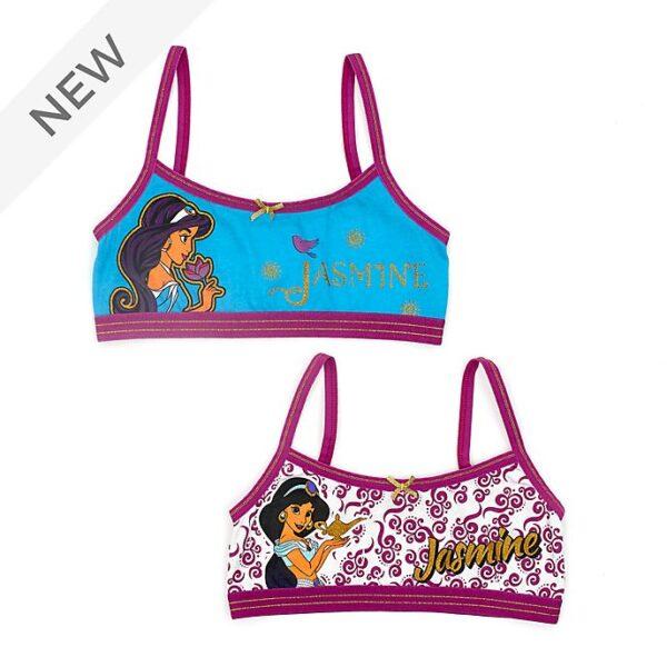 Bralette pentru fetite din colectia Printesei Jasmine