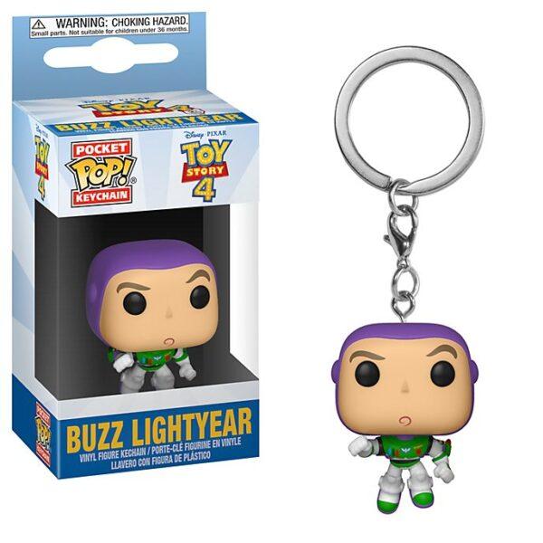 Breloc de chei Buzz Lightyear, Povestea Jucariilor