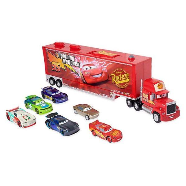 Camion Mack Die-Cast - Disney Pixar Cars