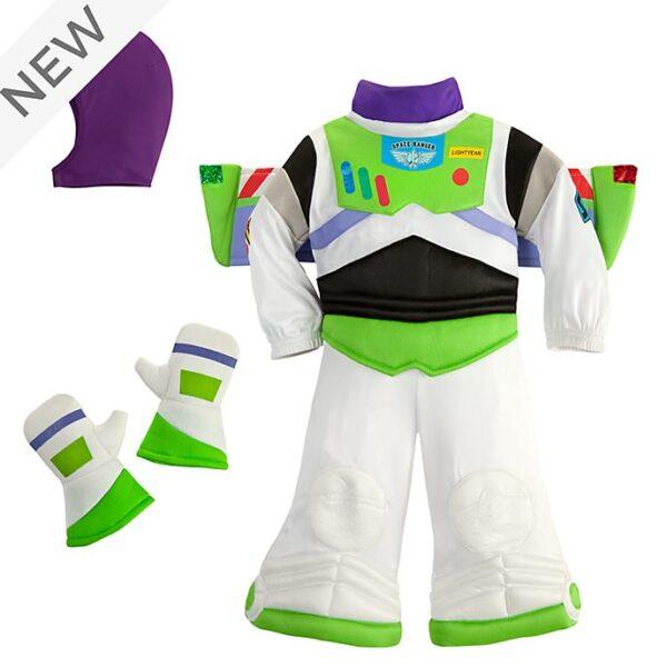 Costum Buzz Lightyear pentru bebelusi
