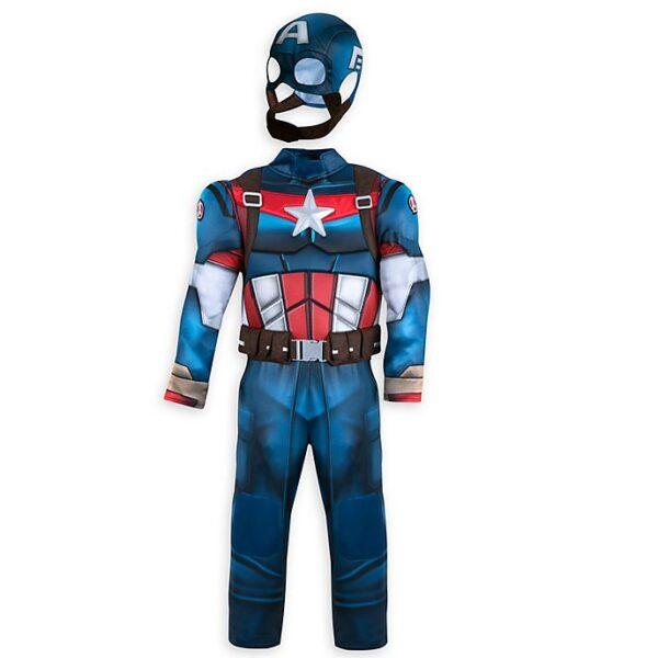 Costum pentru copii  Captain America