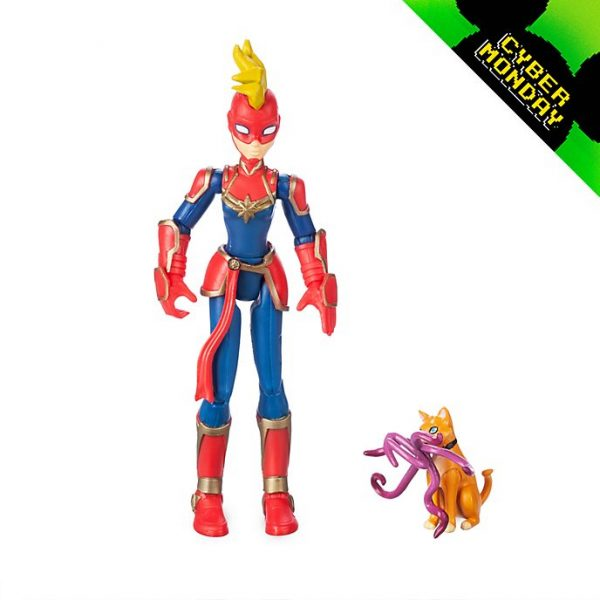 Figurina  Captain Marvel