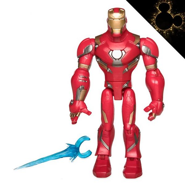 Figurina  Marvel Toybox Iron Man