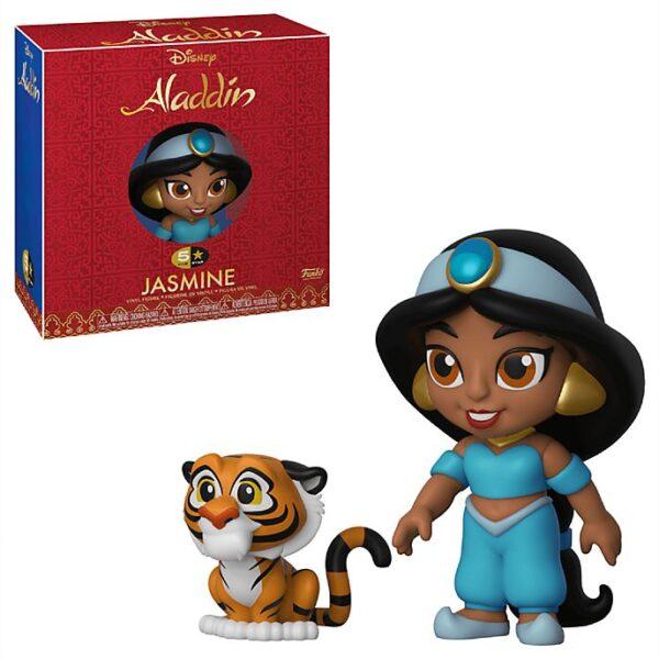 Figurine Printesa Jasmine si  Rajah
