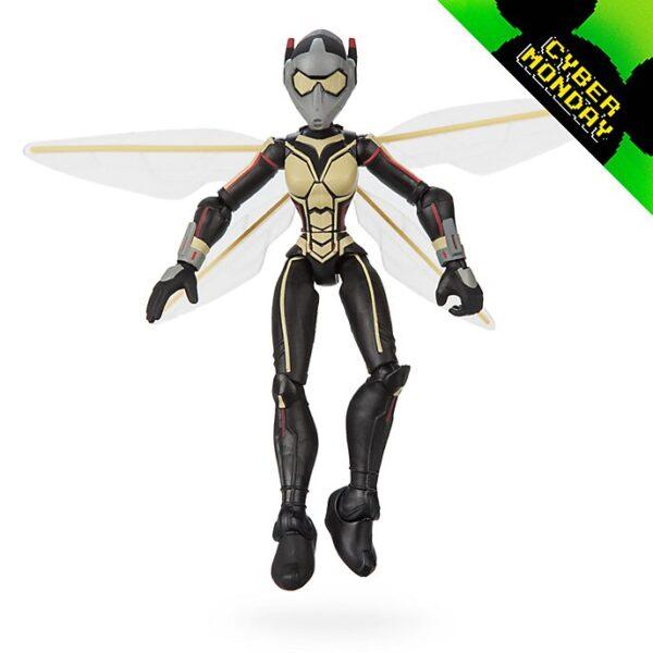 Figurina de acțiune a viespei Marvel