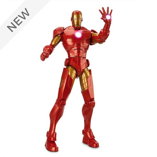 Figurina interactiva Iron Man