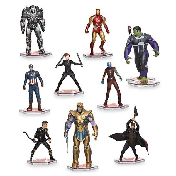 Setul de figurine Deluxe Endgame