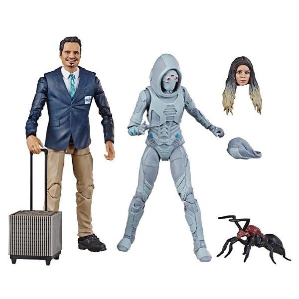 Set de figurina Luis și Fantoma lui Marvel