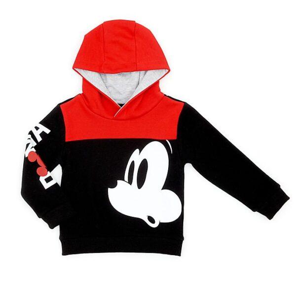 Hanorac cu gluga pentru copii Mickey Mouse Roma