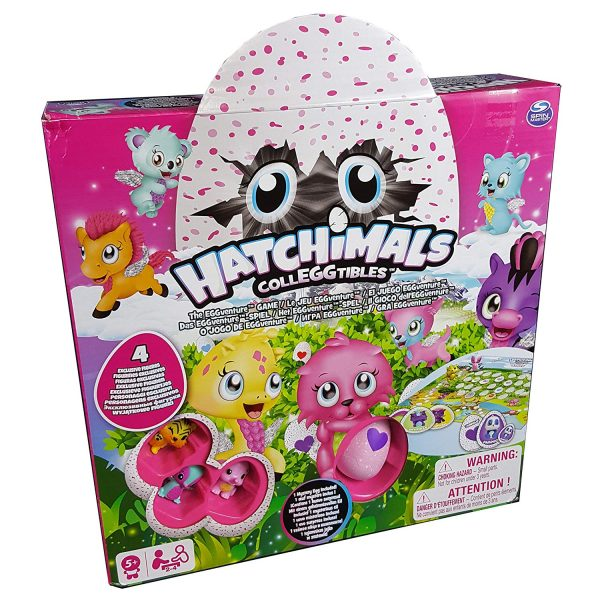 Jocul EGGventure - Hatchimals Colleggtibles