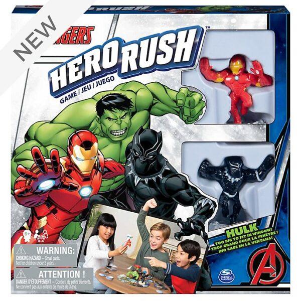 Jocul Hero Rush