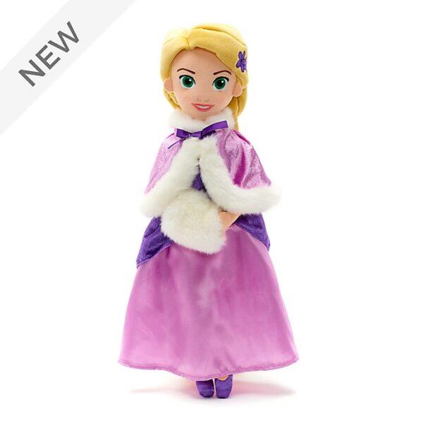 Jucarie moale Papusa Rapunzel