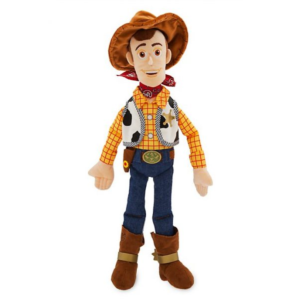 Jucarie de plus Woody