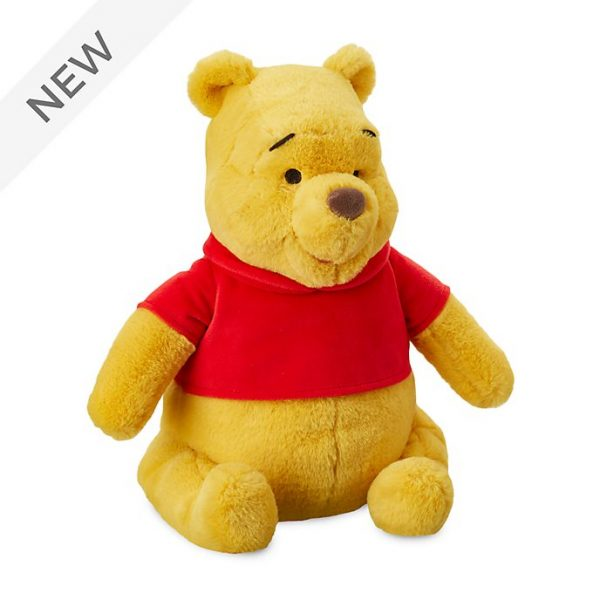 Jucarie moale mare Winnie the Pooh