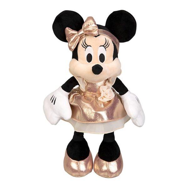 Jucarie de plus aurie - Minnie Mouse