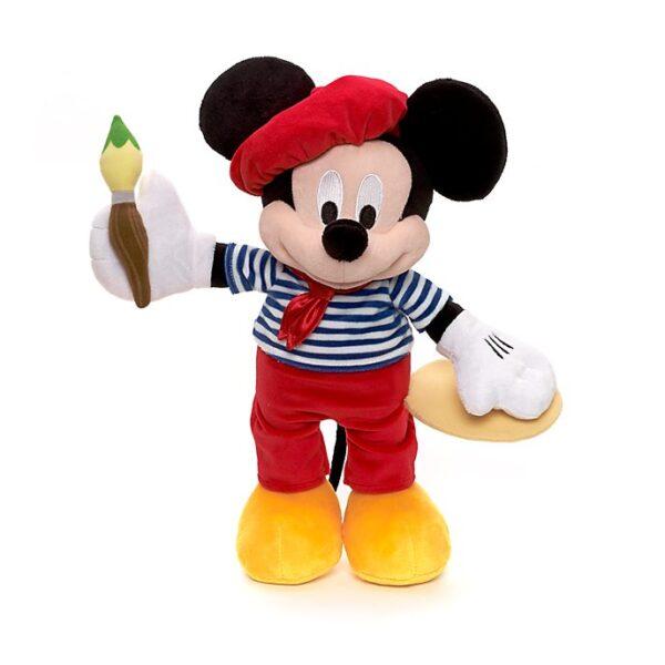 Jucarie de plus Mickey Mouse pictor