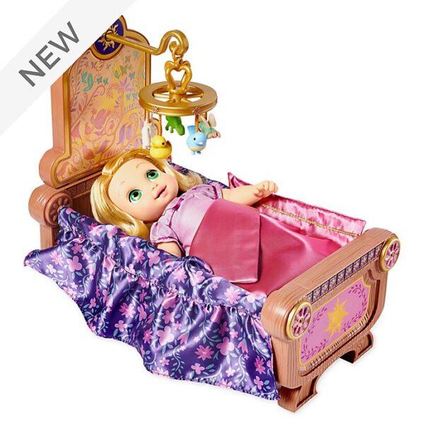 Set de jucarii papusa  Rapunzel