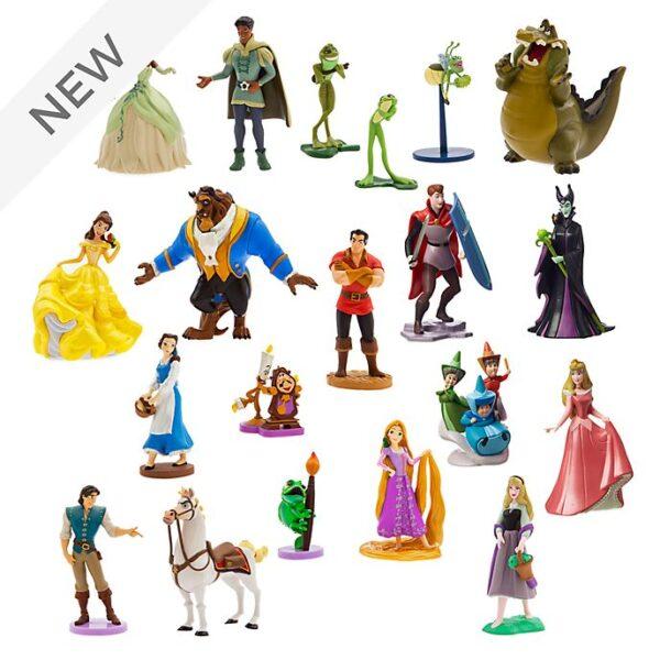Mega figurine din colectia Printeselor