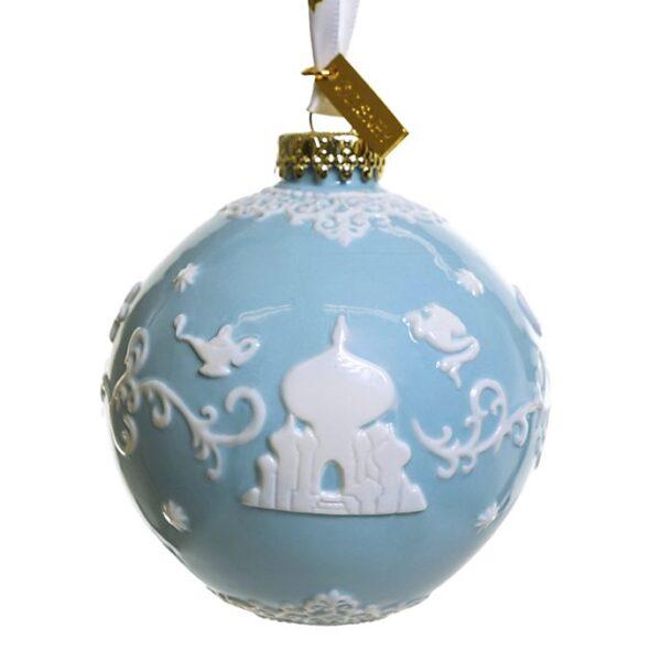 Ornament de craciun albastru Aladdin