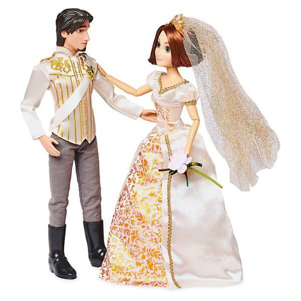 Set deluxe Rapunzel si Eugene ( Flynn )
