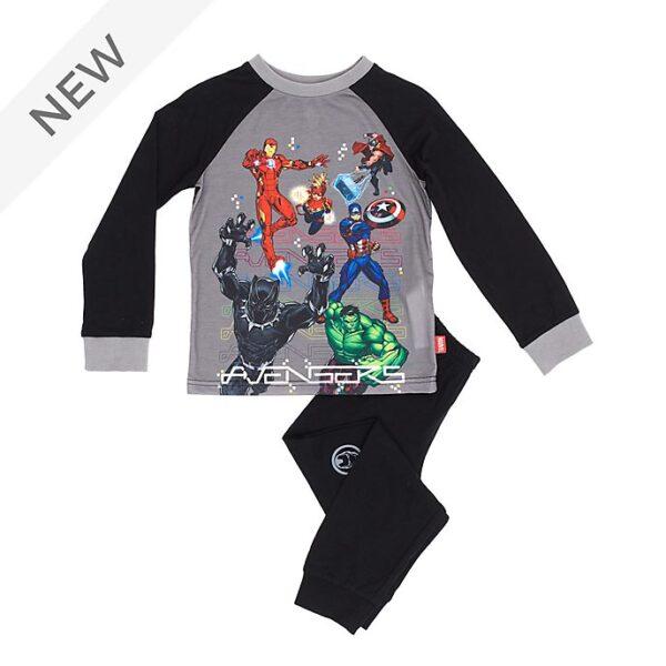 Pijama de copii Avengers