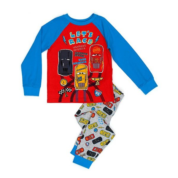 Pijamale pentru copii  Pixar Masini