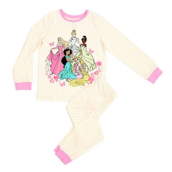 Pijamale pentru copii din colectia Printeselor