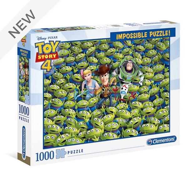 4 Puzzles de 1000 piese, Povestea Jucariilor