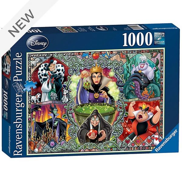 1000 piese puzzle, Ravensburger