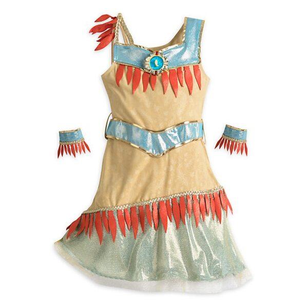 Rochie pentru fetite  Pocahontas