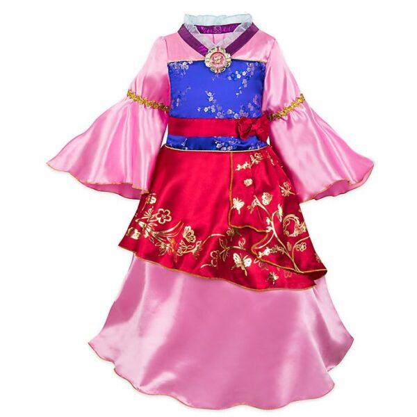 Rochie / Costumul Mulan