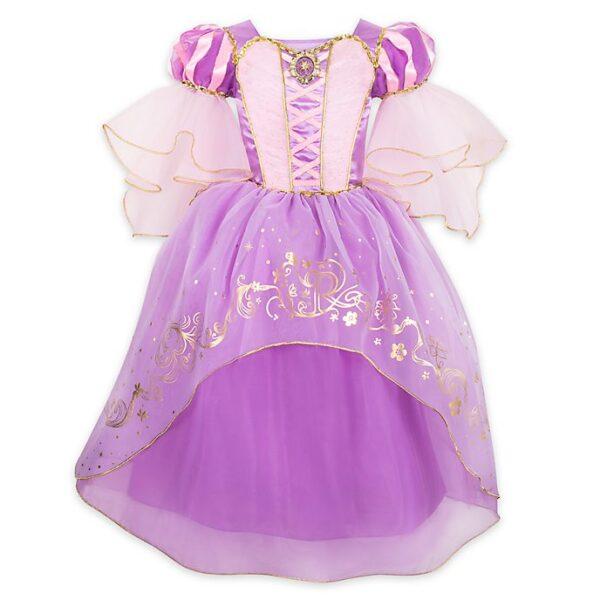 Rochie pentru fetite Rapunzel