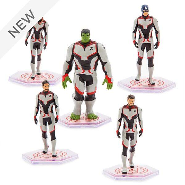 Set figurine Avengers - Endgame