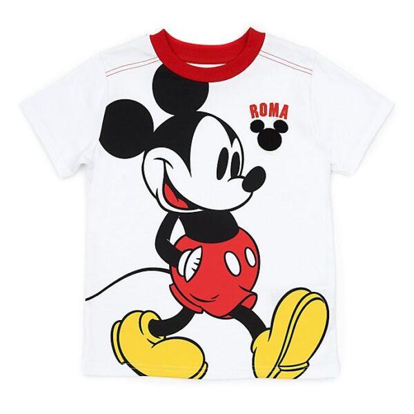 Tricou pentru copii Mickey Mouse Roma