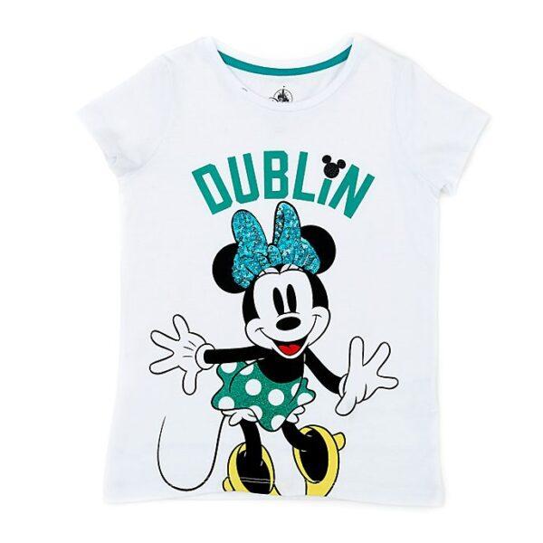 Tricou pentru copii Minnie Mouse Dublin