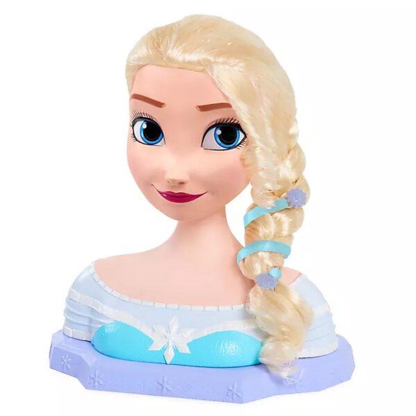 Cap de papusa Elsa