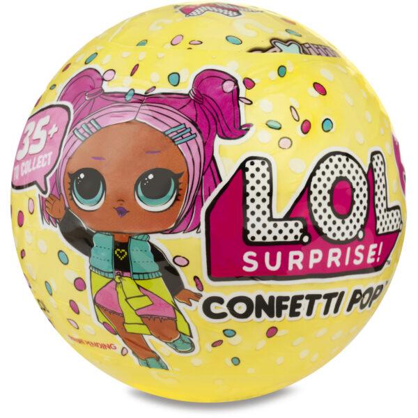 Papusa L.O.L. Surprise Confetti Pop Seria 3