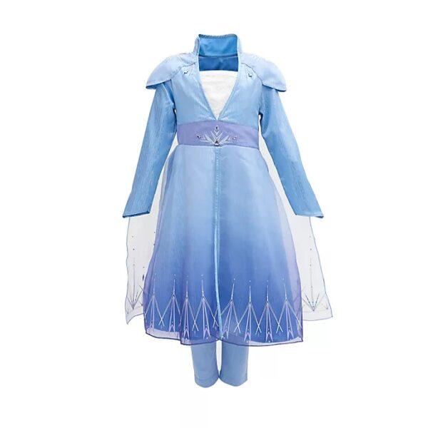 Costum Elsa Deluxe Frozen 2
