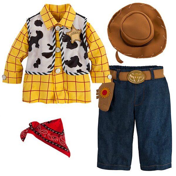 Costumul Woody baby