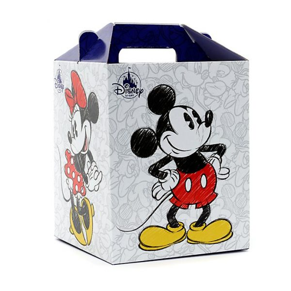 Cutie de cadou Mickey si Minnie Mouse